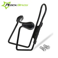 New ROCKBROS Bicycle Bike Cycling Bottle Cage Aluminium Alloy Water Bottle Holder Cage