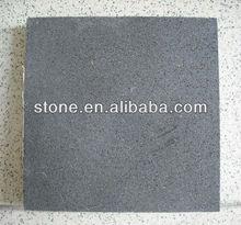 Black Volcano Stone Tile and Slabs