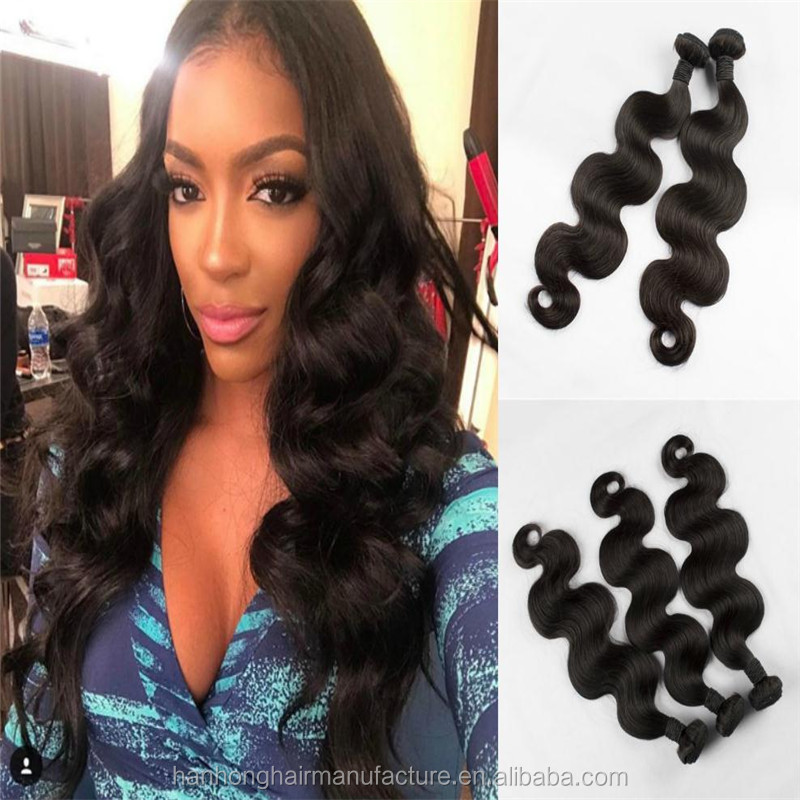 Body wave virgin peruvian bundles 8-30inch wholesale price 8a sew in human hair weave
