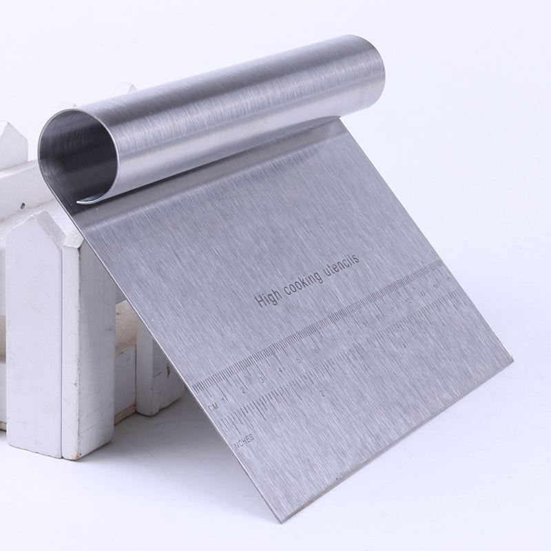 China supplier h0tL4 stainless steel scraper/chopper for sale