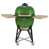 Chrismas Gifts european barbecue bbq charcoal stove grill cart