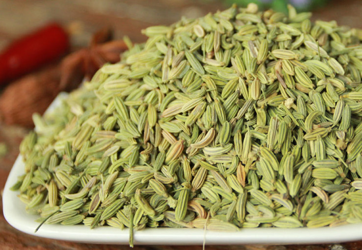 Natural non-pollution new product spices fennel