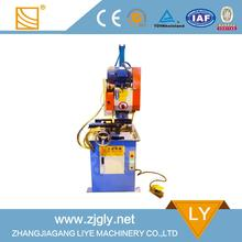 YJ-425Y CE&BV circle saw cold hydraulic semi automatic tube cutting machine
