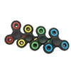 2017 Tri-Spinner Fidget Toy Plastic Matte EDC Hand Spinner For Autism and ADHD Rotation Time Long Anti Stress Toy Fidget Spinner