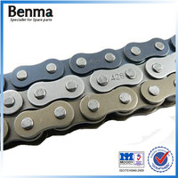 China supply high cost performance motorcycle/cub/scooter/motorbike 428H chain