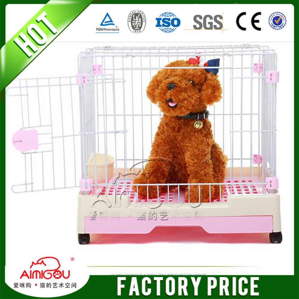 16 years Manufacurer iron dog cage (factory supplier)