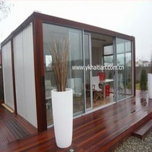 New pop hot sale new modular house for camp portable building mobile building