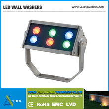 YJX-0012A high power 12W IP65 Outdoor waterproof RGB LED Bridge Lamps