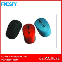 2017 New RF107 Personalized 2.4Ghz Wireless Optical Mouse