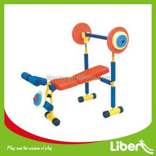 Children Weight Bench/ Kid Outdoor Gymnastic Fitness Equipment LE.OT.054