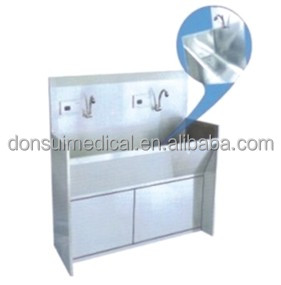 Stainless Steel Inductive Hospital Hand Washing Sink