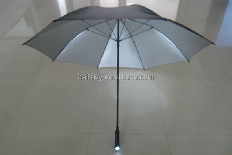 Hot sale trendy Portable Plastic LED Umbrella Light,Camping lamp,Garden Lights (made in china)