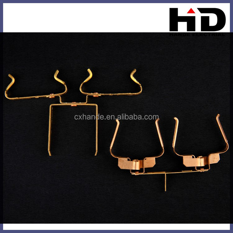 custom stamping copper sheet parts,europe earth contact