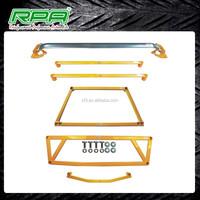 High quality aluminum strut brace chassis strengthen tower brace
