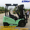 LTMA forklift truck 4 wheel mini 2 ton electric forklift for sale