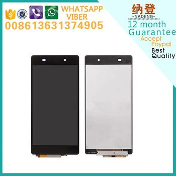 portable battery charger for Sony xperia Z2 lcd display screen
