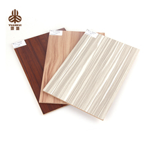 Moisture Resistant Good Quality Melamine Faced 18mm Mdf Board