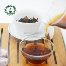 5 pcs Hot Sale Rose Flavor Pu er, Puerh Tea 2012 Chinese Mini Yunnan Puer Tea, Green Slimming Coffee