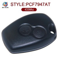 High quality duplicate car key maker for Renault KANGOO with 433Mhz 2 button ID46 PCF7947 chip [AK010025]