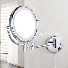 ETERNA Bathroom Led Cosmetic Mirror Lighted Magnifying Makeup Mirror