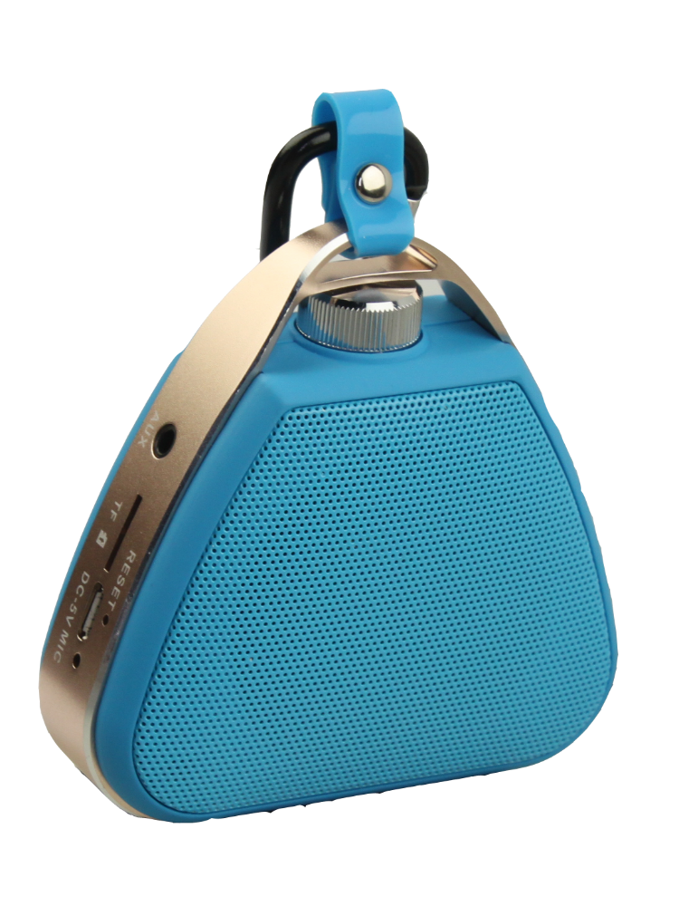 Sports Mini Wireless Bluetooth Speaker with Hanger, Angel Music Bluetooth Speaker in 2015!