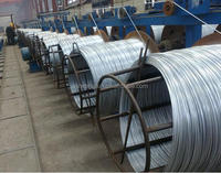 low price high quality electro galvanized iron wire BWG 20 for construction (really factory)