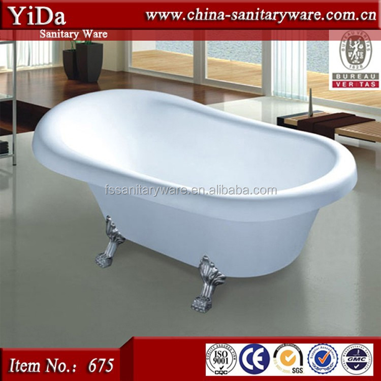 acrylic clear very small bathtubs standfeet for clawfoot
