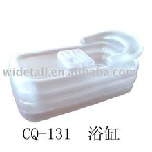 inflatable swimming pool/inflatable bathtub/inflatable products