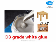 manufacturer PVA white liquid water based glue for woodworking furniture assembly