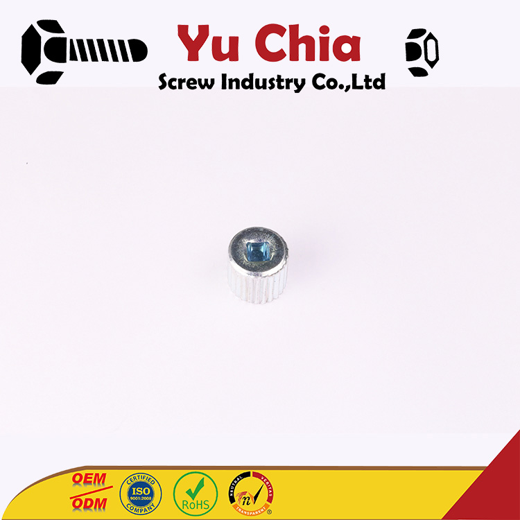 Customized Non Standard Stainless Steel Fastener No Head Screw Precise Screw