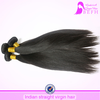 100% cheap remy hair extension weft wholesale sell virgin hair bleached indian hair
