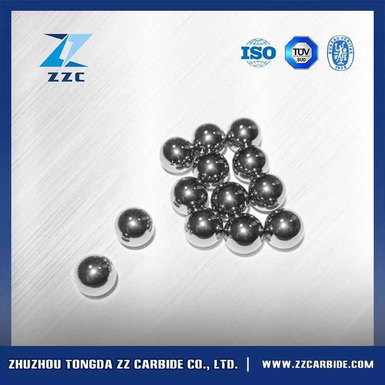 Promotional activity tungsten carbide ball size from 2mm-100mm in blanks or finished machining