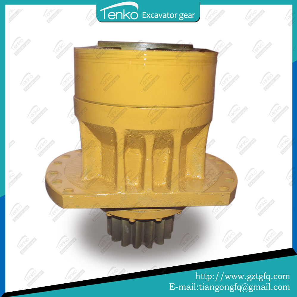 excavator PC200-6 6D102 Swing gear box /transmission assy /fianl drive 20Y-26-00150