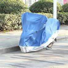 cheap automatic uv resistant motorcycle cover/covered electric motorcycle with manufacture price and free sample
