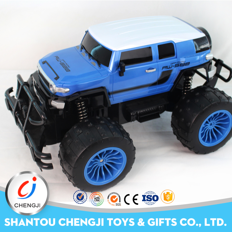 Hot selling good price four channel remote control 1/8 scale model cars for sale