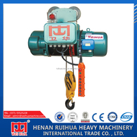 Golden quality CE certification CD1/MD1 Wire Rope Electric Hoist