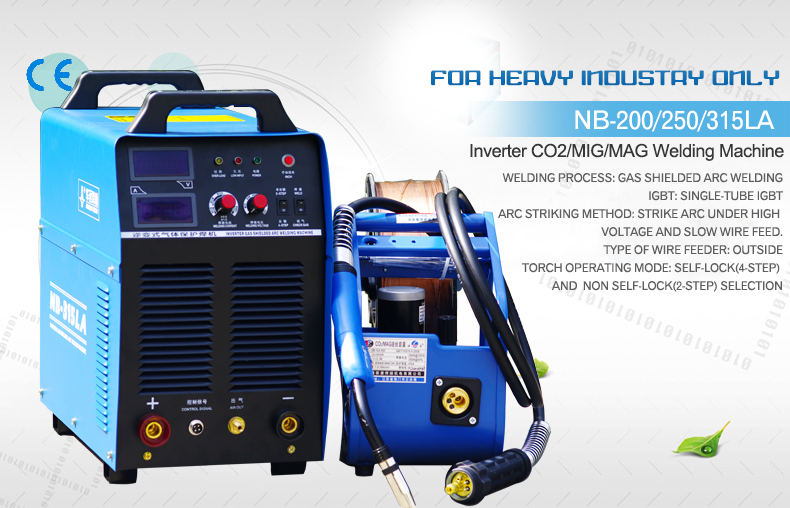 NB-315LA Inverter MIG/MAG/CO2 welding machine