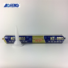 Aofeng Brand Factory Direct Supply High Quality Glass Gel Gum Sticking Glue Structural RTV Silicone Sealant Glue for Bonding