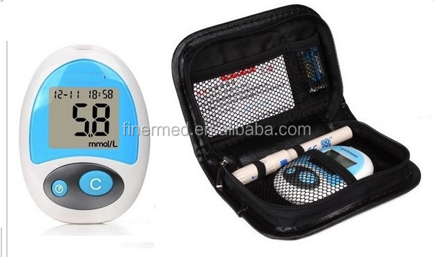 hospital one touch blood glucose meter