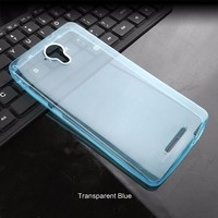 Ultra thin Soft Transparent TPU Phone Case For Hisense Andromax R