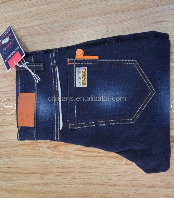 GZY new model jeans pants men skinny jeans in stock