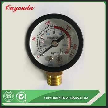 Quality Radial Pressure Gauge for Water Pump OYD-50A