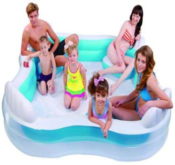 Prime Quality Inflatable Swim Center Family Pool