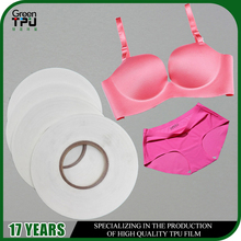 Milk White Hot Melt Adhesive Glue Films For Bra