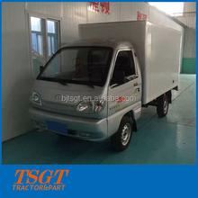 electric cargo van factory supply for distributor with 2.2kw motor 5 pieces 150ah battery