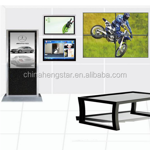 46'' Indoor Wifi 3G Advertising Displyer/Digital Display Screen