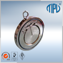 Wafer Stainless Steel Flap Check Valve Price