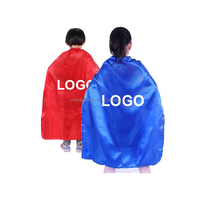 2016 fashion superman cloaks, superman cape for kids