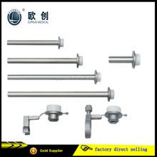 Laparoscopic Stainless Steel Short Pipe 801.010 trocar reducer