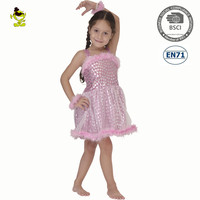 Party Cheap children stage dance costume